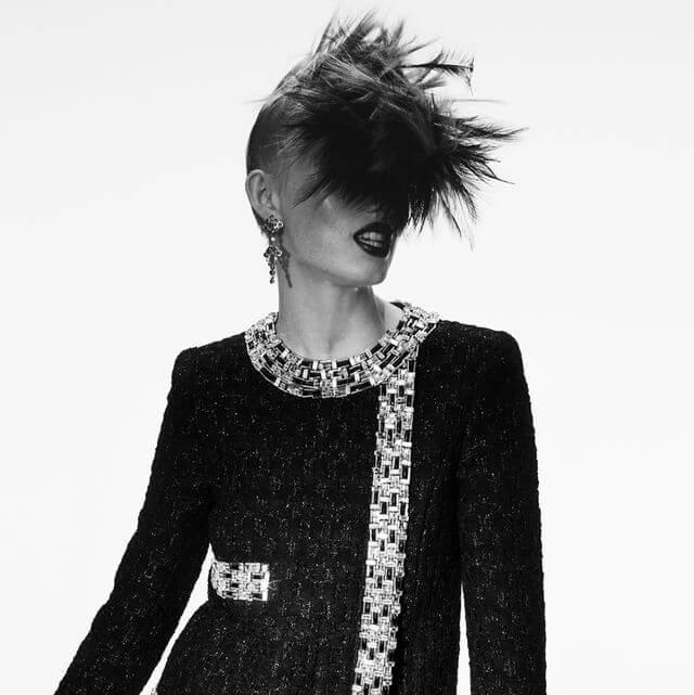 CHANEL's Haute Couture Fall 2020
