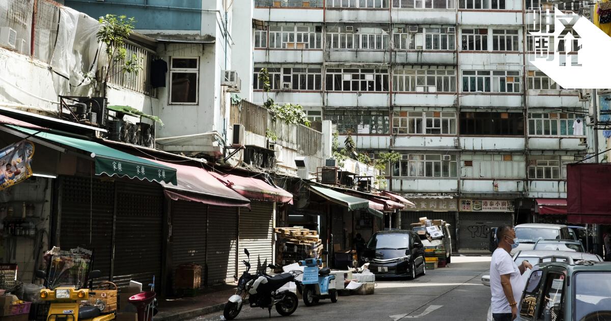 土瓜灣屬於舊區,本來民生小店林立,惟現時面臨重建遷拆問題,街道漸見冷清。