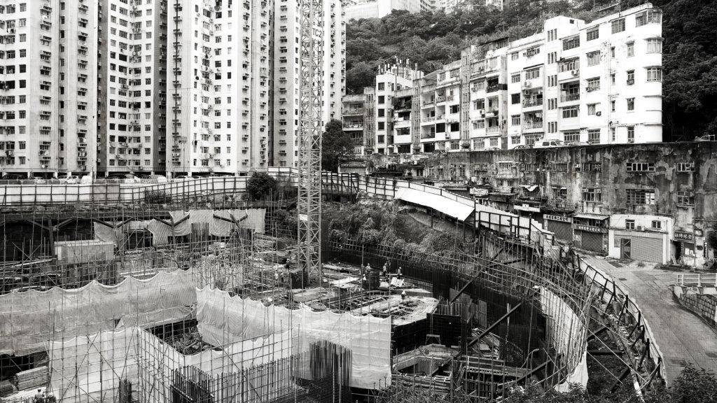《繼園街:張愛玲在香港》主要是記錄,連結張愛玲與地方歷史,訴說香港建築變遷。