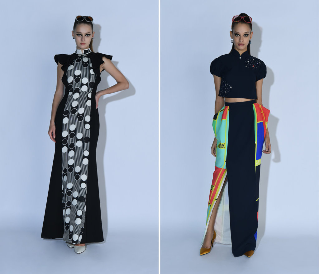 THE SPARKLE COLLECTION – Modern Couture(設計師:Karen Chan)