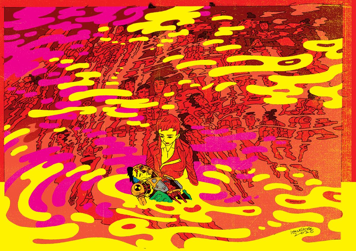 《離騷幻覺 – 序》