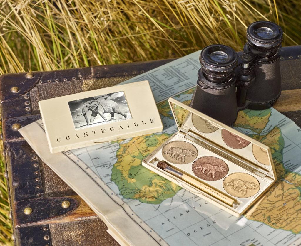 非洲三色眼影盒 ($700)