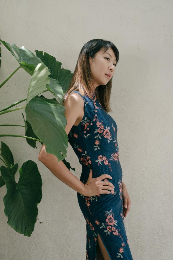 本地品牌Yi Ming設計師Grace分享旗袍的傳承與變奏