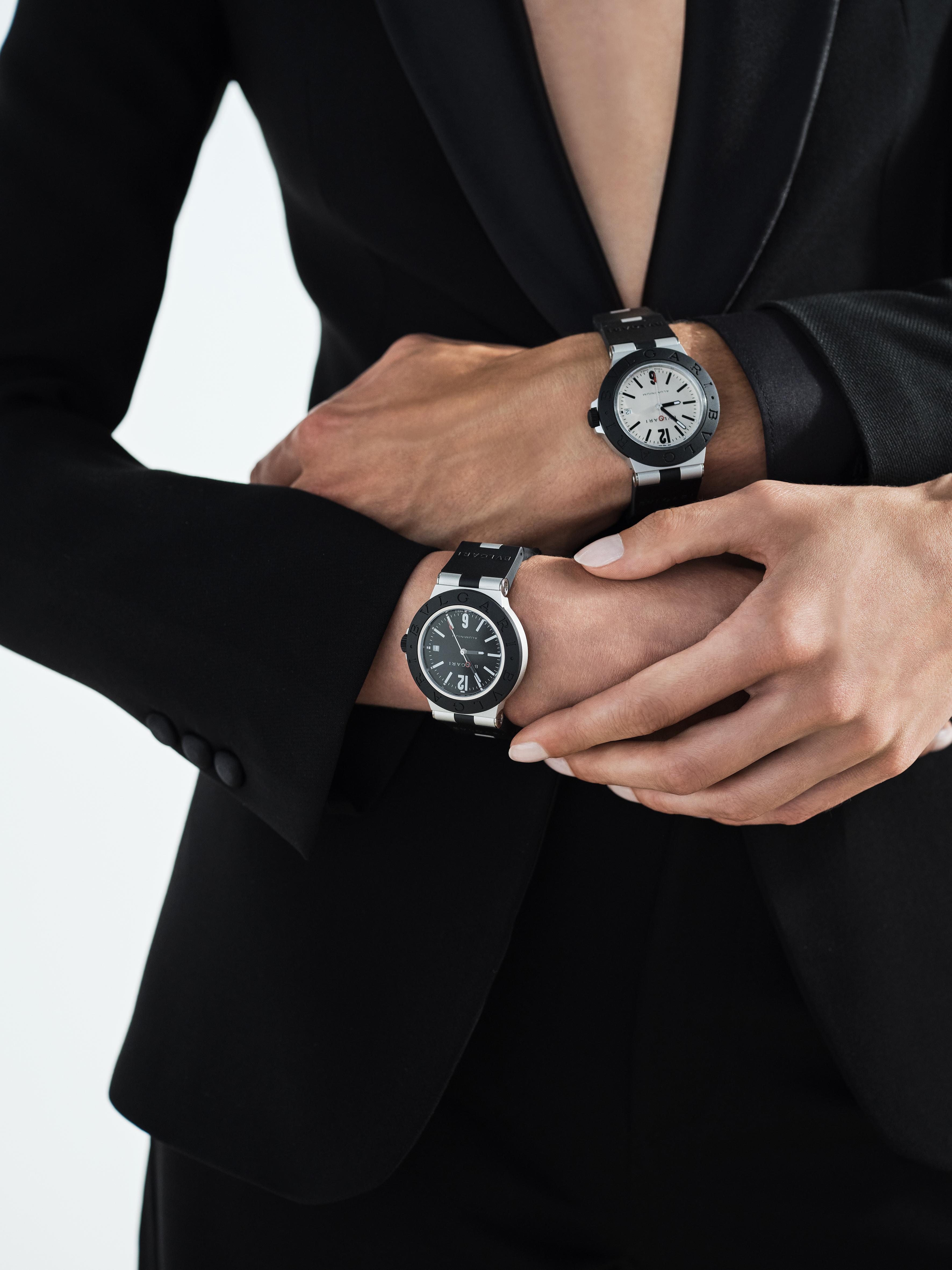 BVLGARI Aluminium系列腕錶