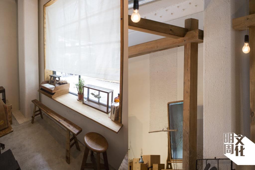 選物店「常常集品」的裝修,委託了家諾的木工部主理。