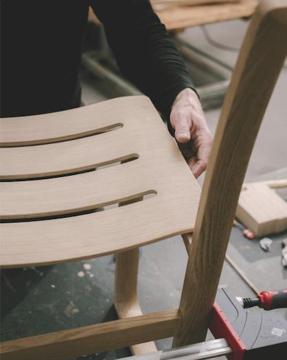 簡約設計相當耐看耐用,亦是品牌一直強調的工藝精神。