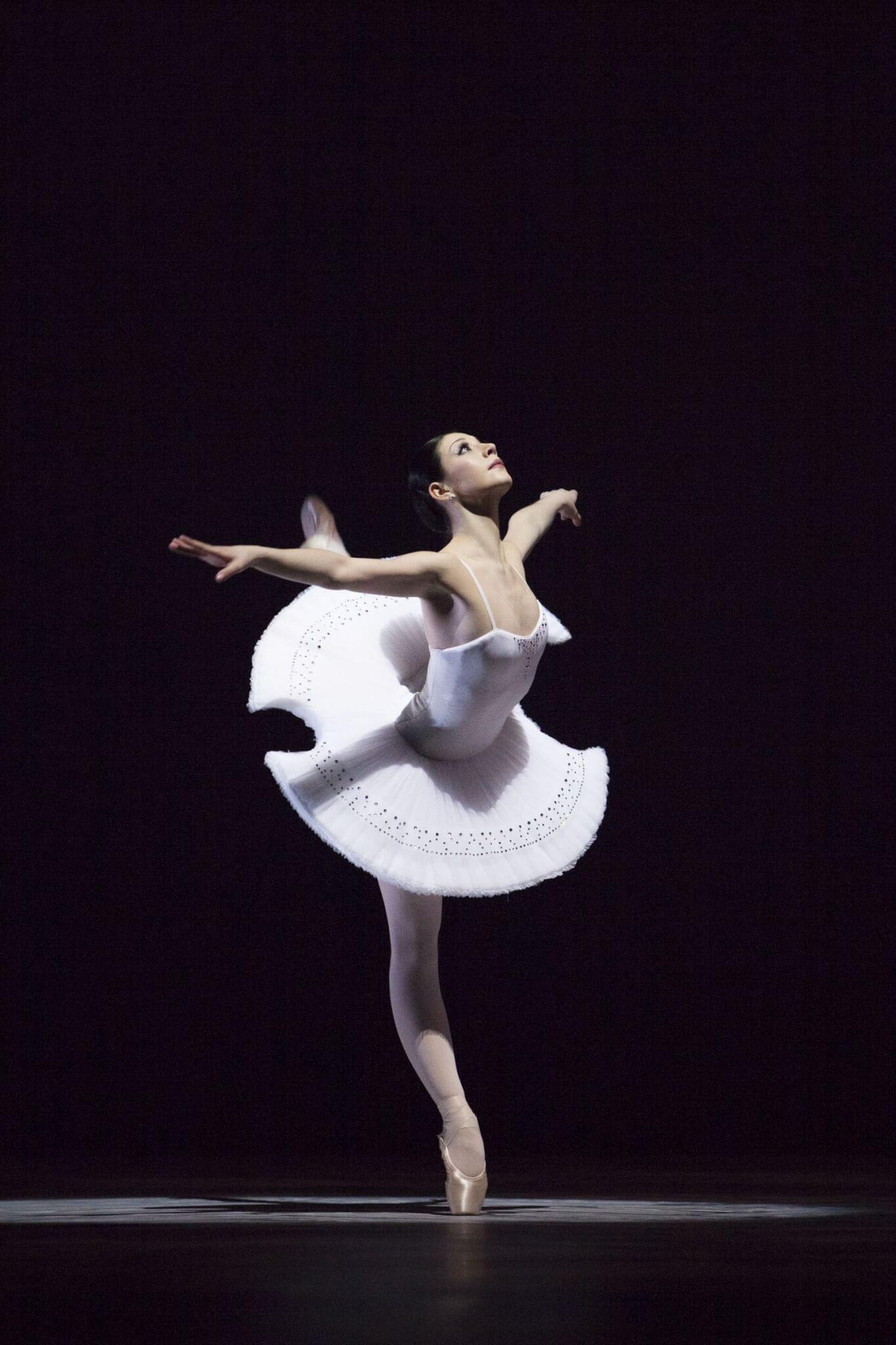 Viktor&Rolf為荷蘭國家芭蕾舞蹈團設計的tutu舞裙