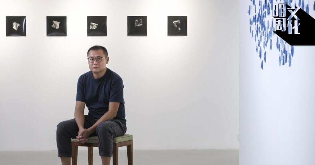 《L is L》青年藝術家聯展由楊德銘策展,他重視作品的多元性和攝影的本質探索。