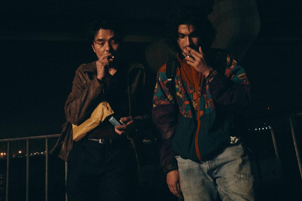 林家棟飾演關超,比平.卡瑪(Bipin Karma)飾演文尼。