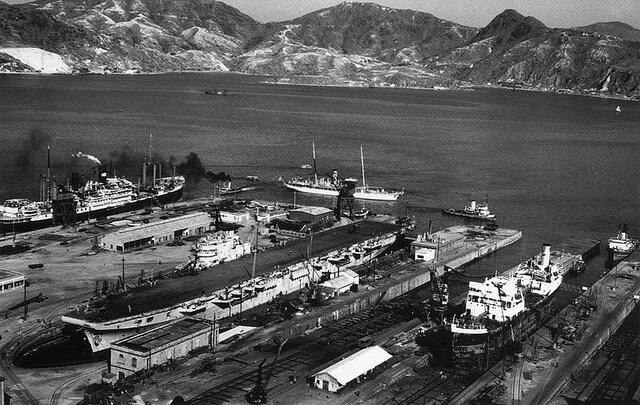 太古船塢舊貌