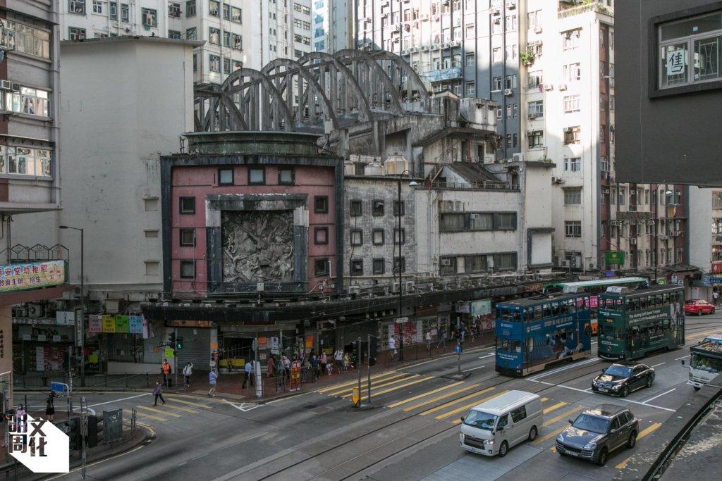 吳俊雄說,香港保育建築中,殖民管治地標有大館,公共政策地標有美荷樓,很缺流行文化地標,因此保育皇都有其必要。