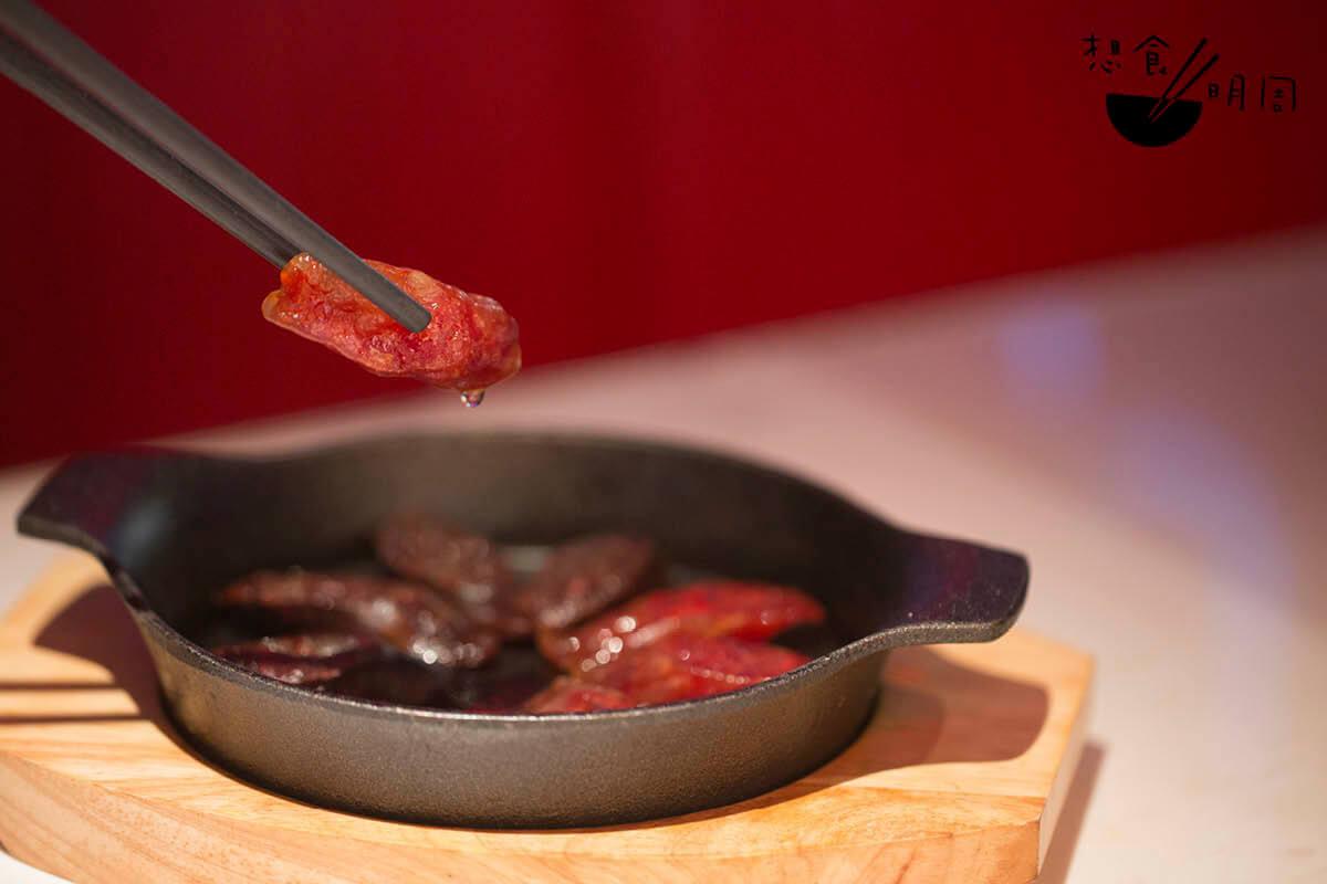 臘腸、膶腸,很是家常,卻能在寒冷天傳遞溫暖。