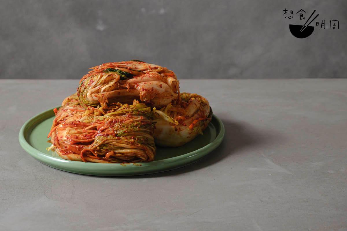韓國泡菜無疑是韓國人的國民美食,但泡菜只限於用白菜醃製嗎?