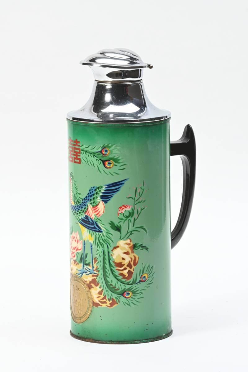 駱駝牌熱水壺是「唯一冷熱水壺廠」的經典產品。