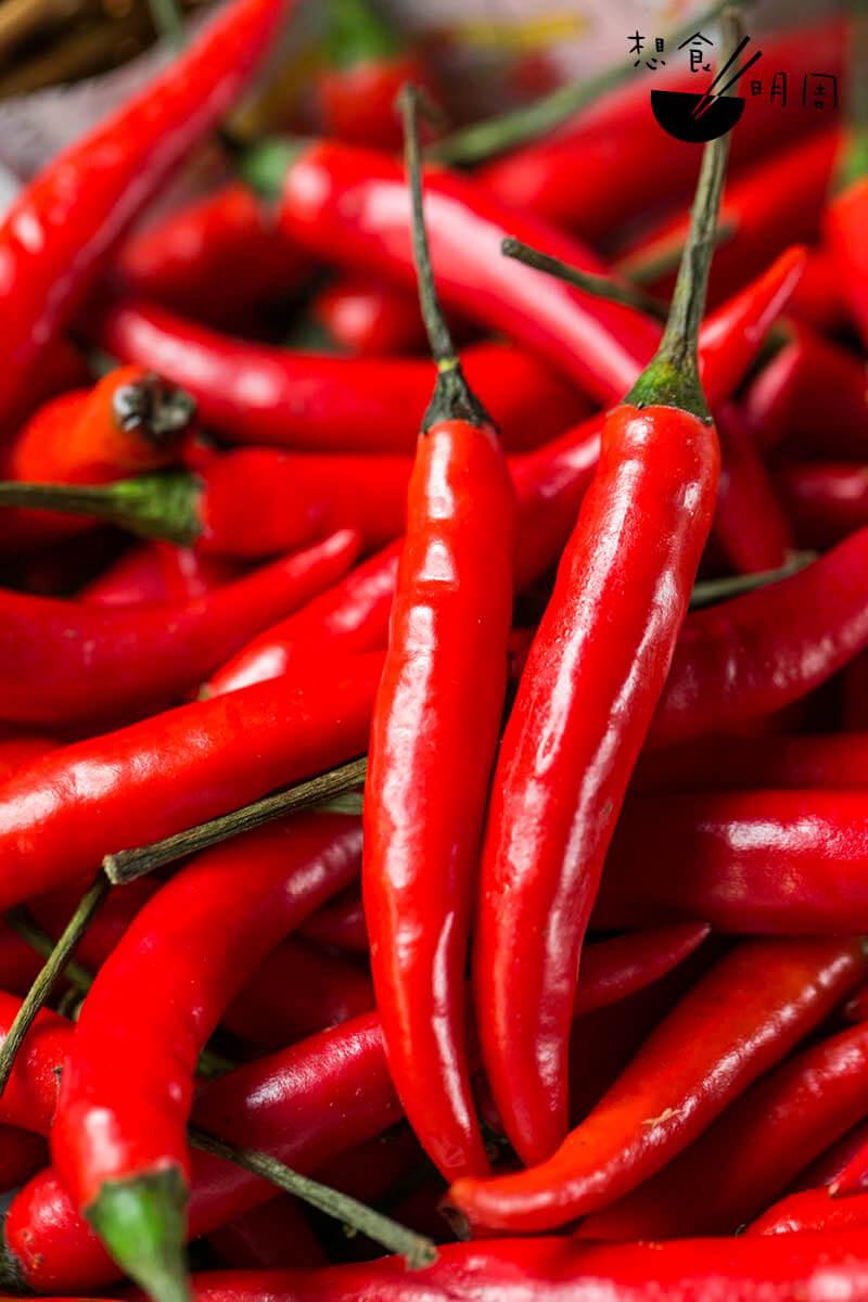 此為非洲Bird-eye辣椒,是Peri Peri烤雞醬的靈魂。