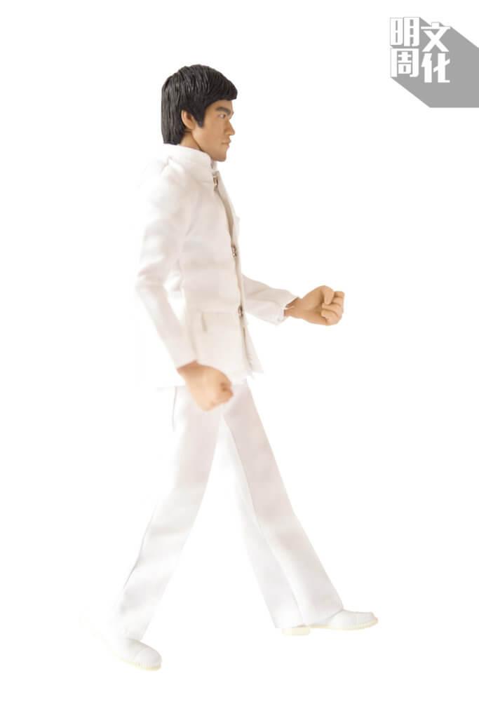 李小龍 (Enterbay),首次引入韓國造型師負責雕頭的香港人偶,奠定了港、韓合作的模式。