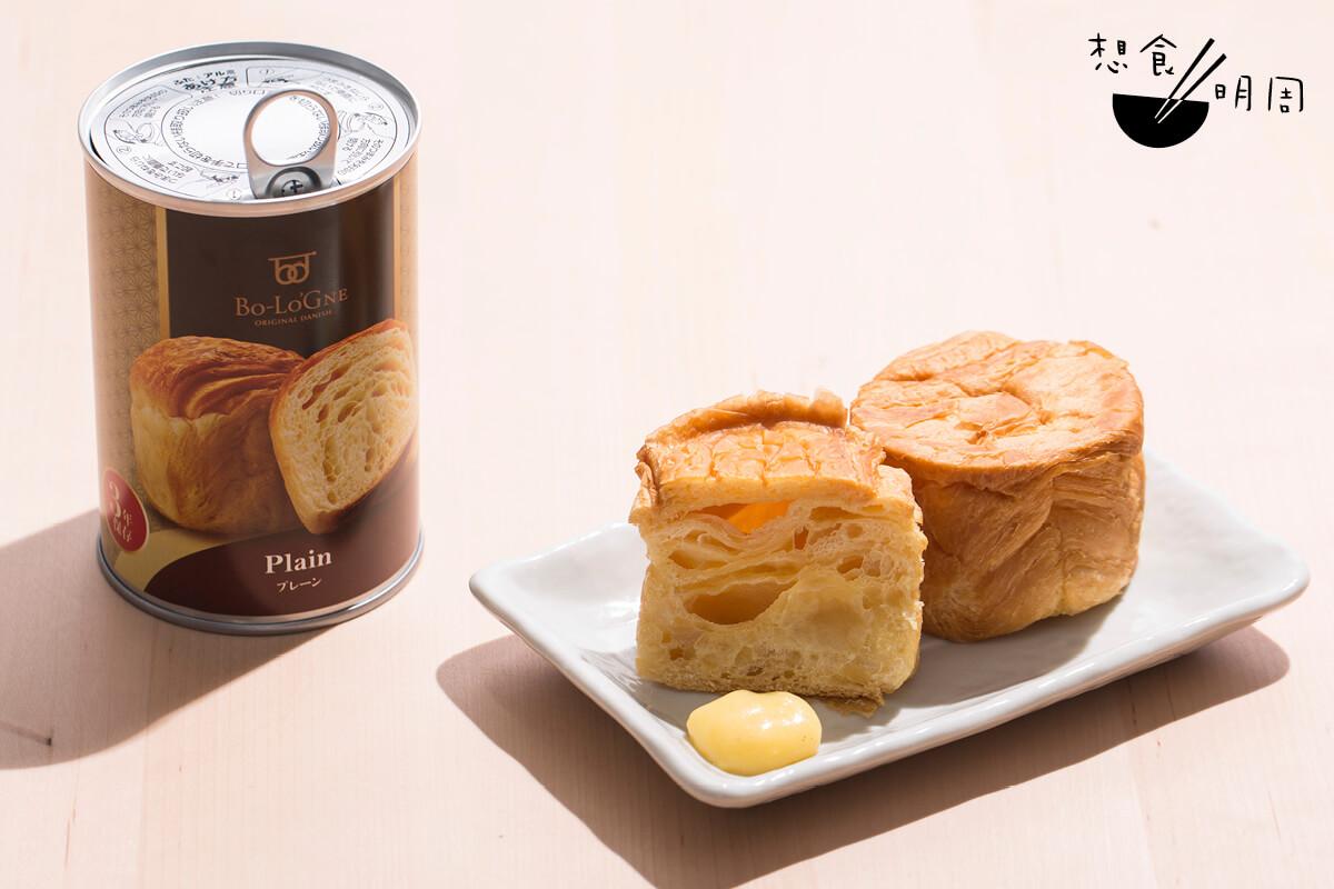 BO-LO'GNE奇蹟麵包($61)、末日吉士($47)//BO-LO'GNE這麵包品牌在2003年於京都祇園誔生,其實因為麵包罐頭而為人熟悉!一口丹麥麵包配上吉士醬,就成了一份末日早餐。