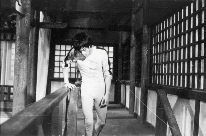 《死亡的遊戲》在1972年拍攝時沒有完整 未拍攝的最後一幕。 的劇本,結局至今成謎。
