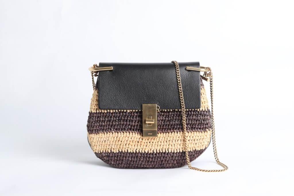 Chloe Drew 手袋。($3,900)