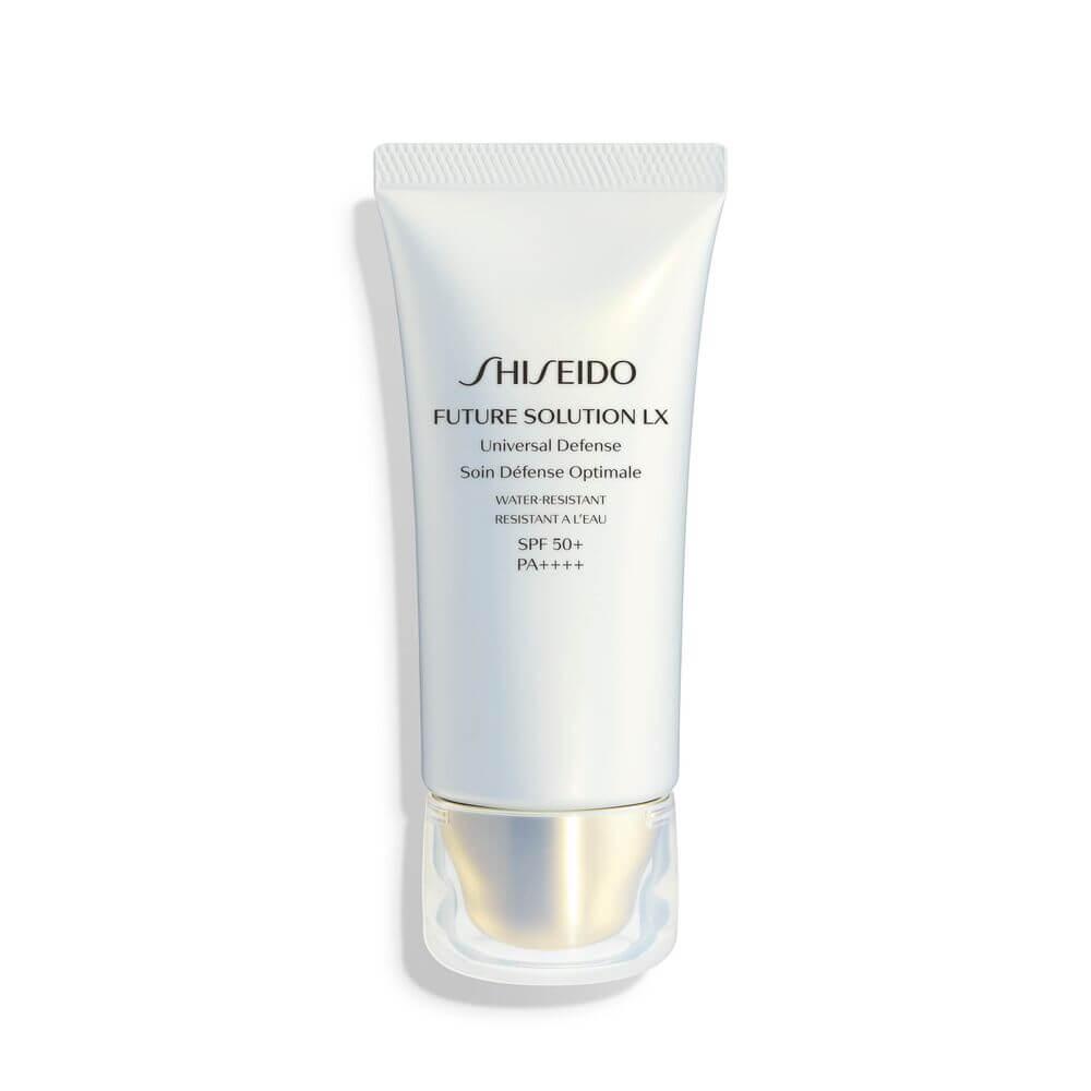 Shiseido Future Solution LX 晶鑽修護抗禦防曬霜SPF50+ PA++++ $720/50ml