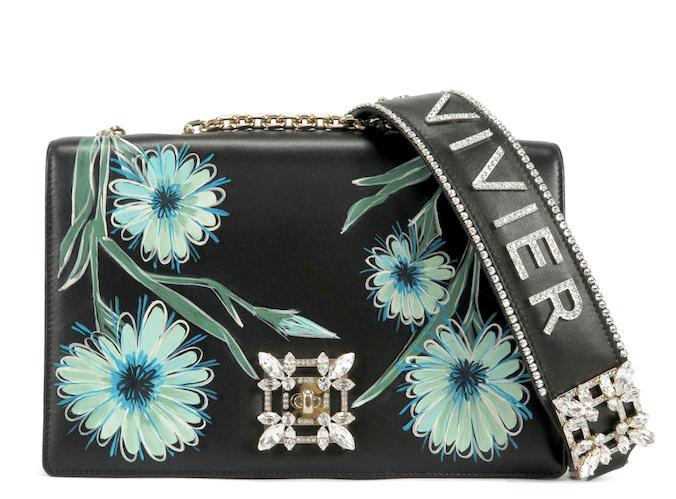Miss Vivier Flowers Bag