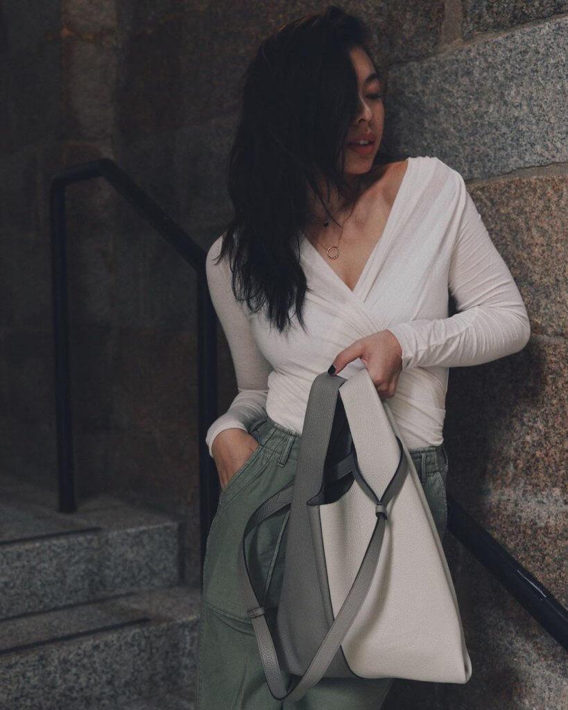 Kayla最愛穿的可說是意大利內衣品牌Intimissimi