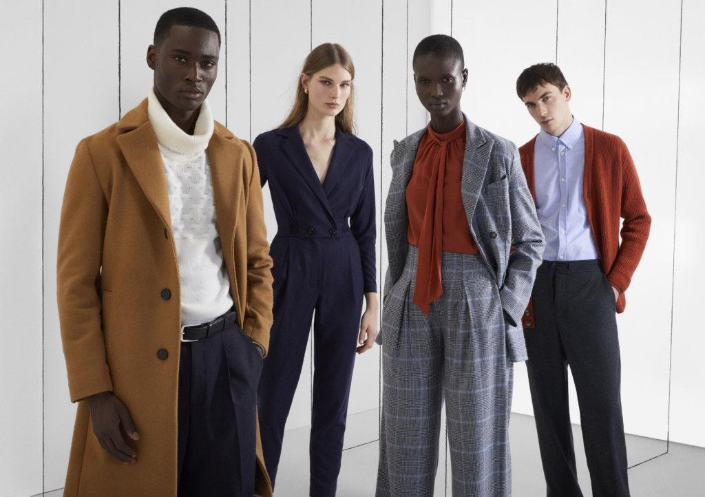YOOX NET-A-PORTER與THE PRINCE'S FOUNDATION共同發布可持續男女裝奢華別注系列