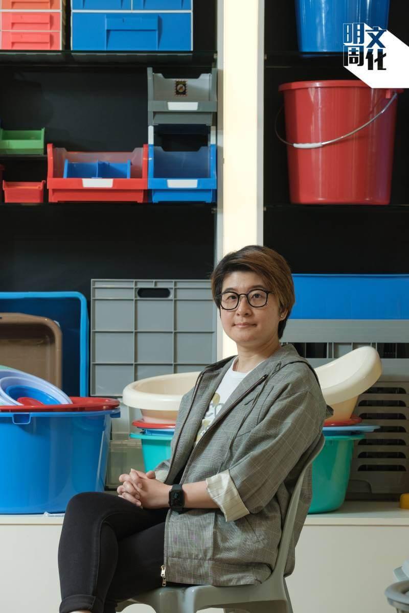 星光實業有限公司的第三代傳人兼業務拓展總監梁馨蘭(Jessica)