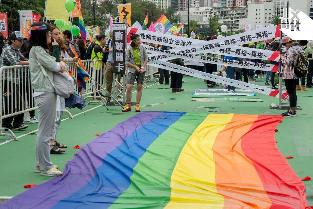 性傾向歧視立法的「諮詢期」已經超過二十年,仍然未見立法的可能。