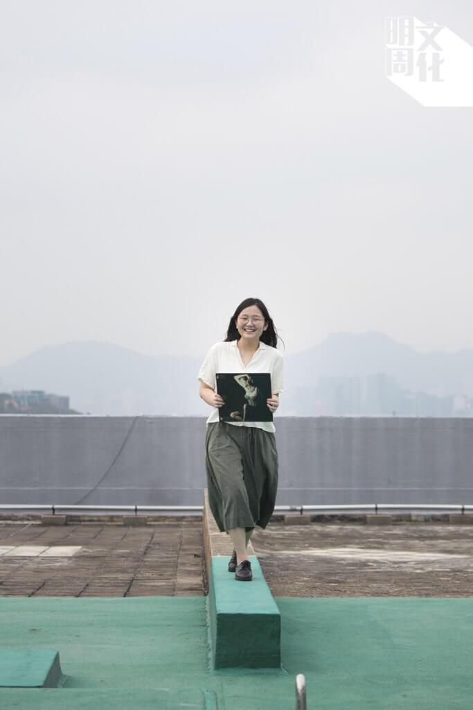 姓名:Kenna(@lau4cing4) 年齡:二十一歲 職業:英國中央聖馬丁藝術與設計學院學生 偶像:梅艷芳 追星經驗:四年