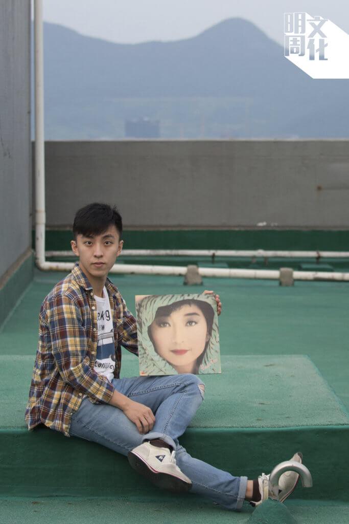 姓名:Ian(@goldieslover_hk) 年齡:十九歲 職業:香港大學建築文物保育學生 偶像:徐小鳳 追星經驗:七年