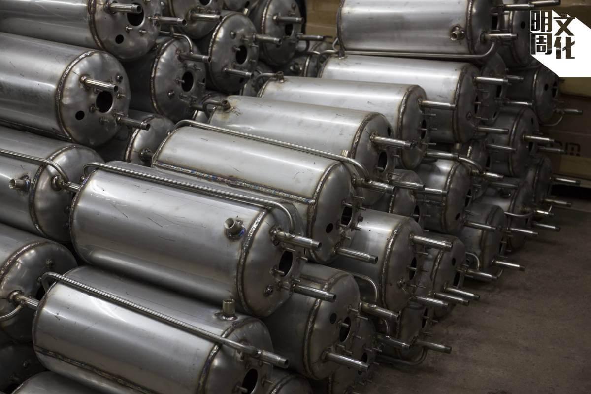 柏林牌首創以不鏽鋼為內膽,多年來在香港本造本銷。