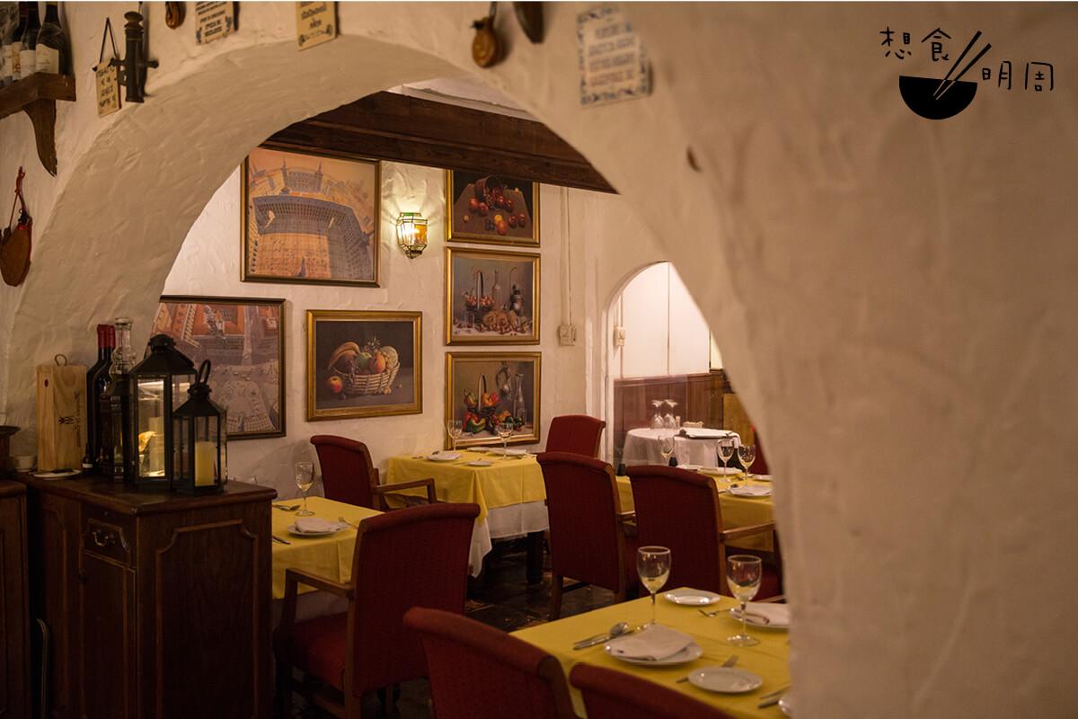 中環西班牙餐廳Olé Spanish Restaurant開業22年。