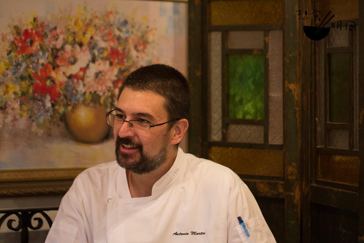 總廚Antonio Martin就以家鄉安達盧西亞為藍本,推出推出限定餐單,以回憶入饌。