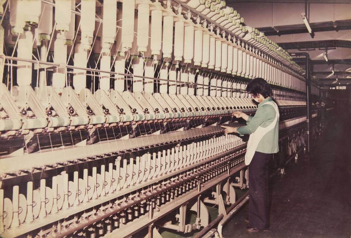南豐紗廠是香港三大紗廠之一