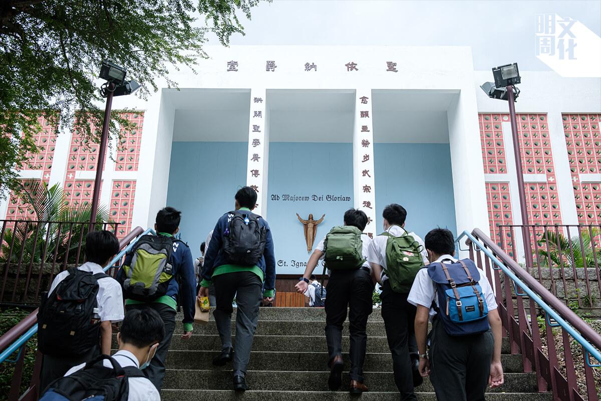 每一次舉辦中一招生資訊日,校方都強調華仁從不標榜製造狀元。