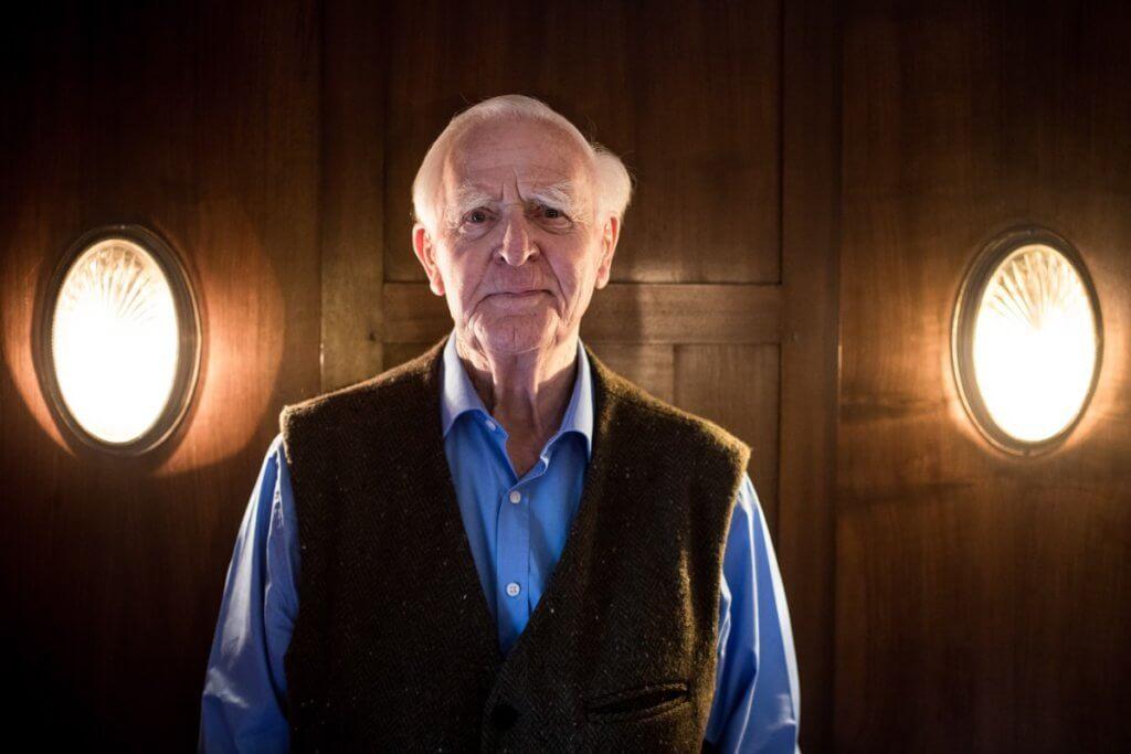 John le Carré以創作間諜小說享譽全球。