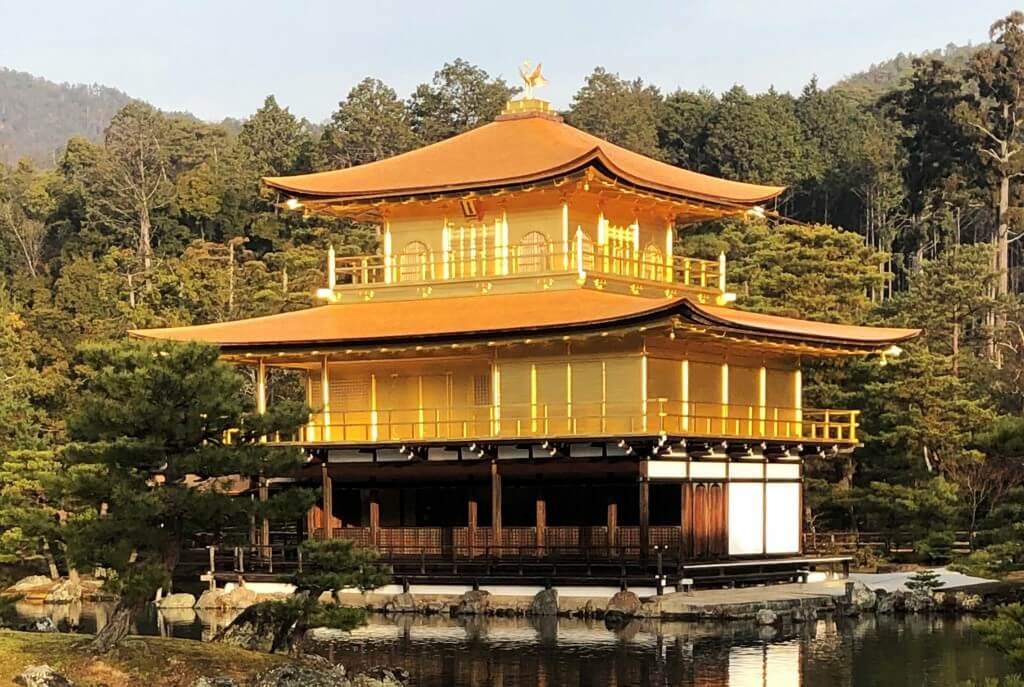 日本金閣寺完成復修,更換約一萬片金箔和十萬枚柏木木板。