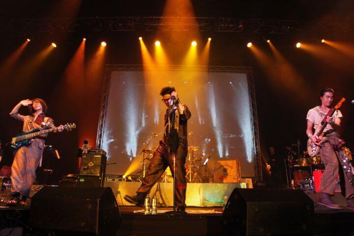 RubberBand 的第一場音樂會:RubberBand Concert #1(2009)