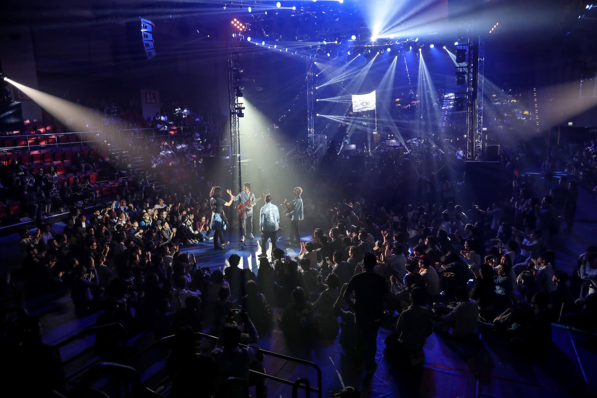 6號指2016年的「呢度」音樂會,意義在於告別唱片公司後,他們自己找方法經營。