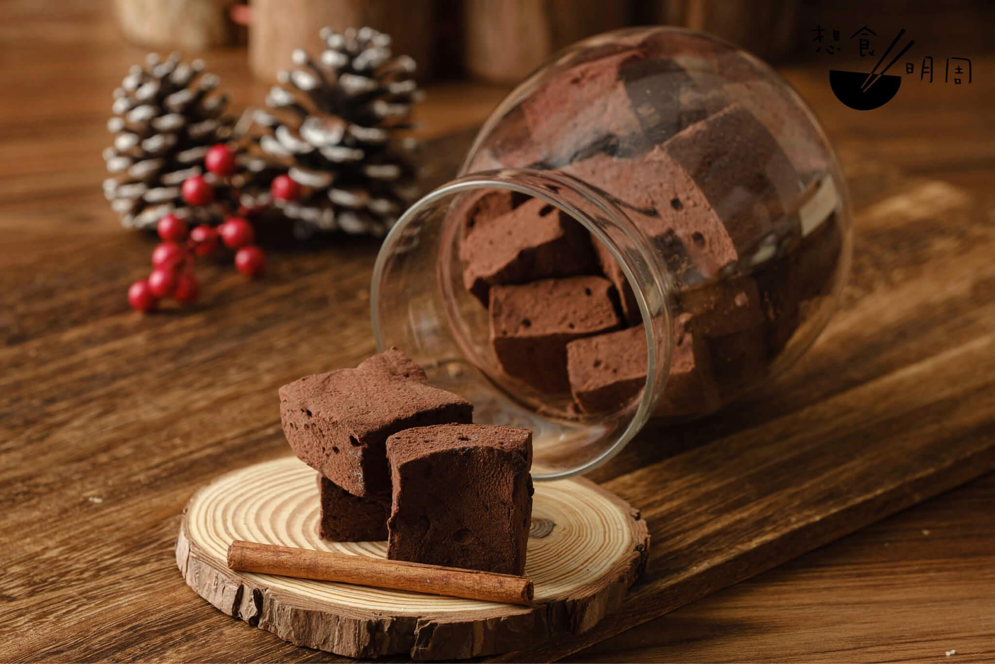 肉桂巧克力棉花糖 // $238/罐