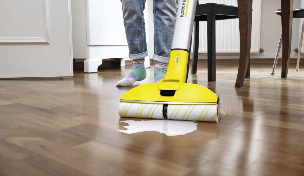 因其輕巧而體貼的設計,FC 3無線地板清洗機在2019年獲得IF設計大獎和AWE艾普蘭創新大獎