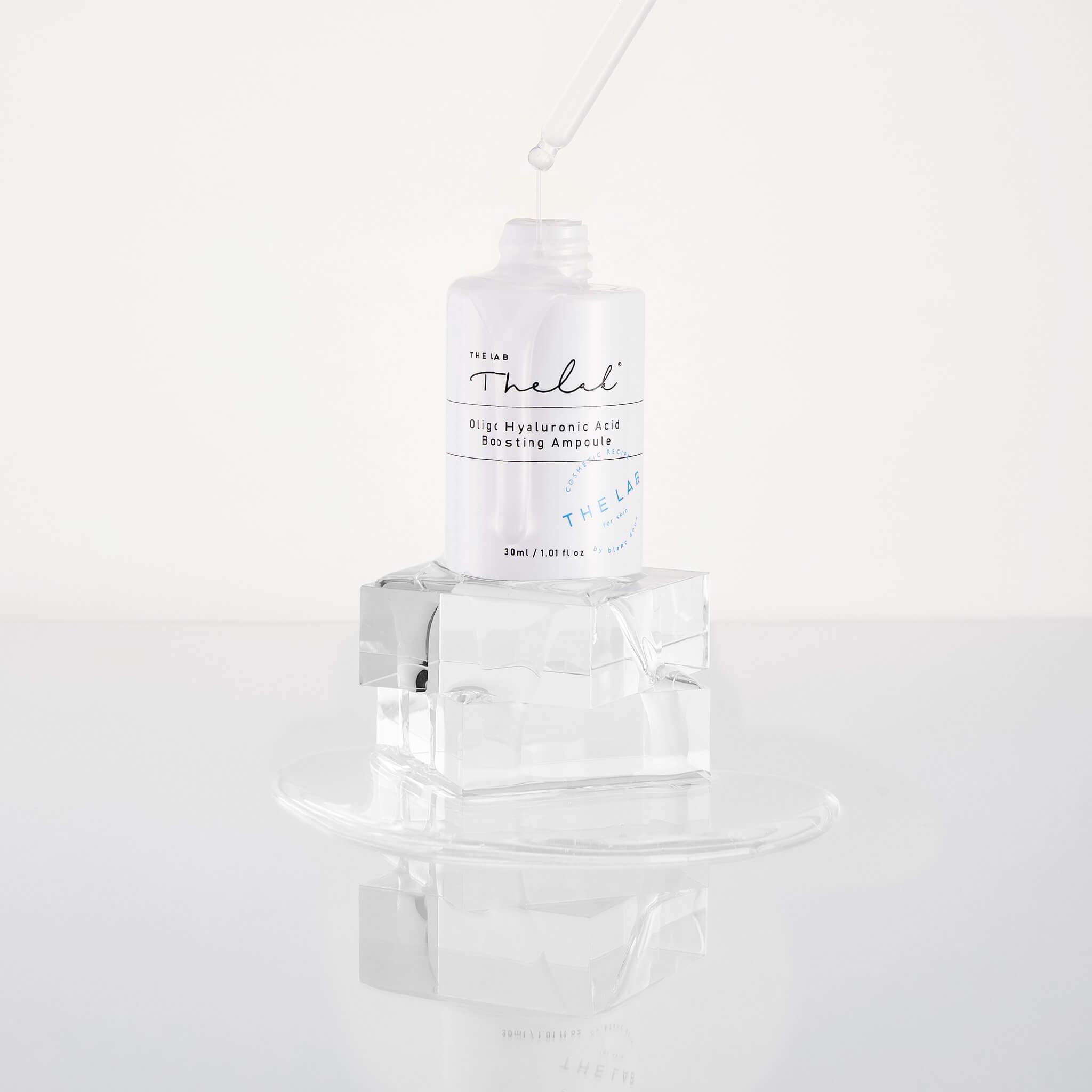 微分子玻尿酸保濕清透精華液 $228 / 30ml
