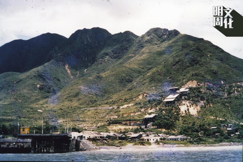 新市鎮的長足還沒來到馬鞍山以前,今日恆安一帶的位置,還是一片汪洋。(圖片由香港文化博物館提供)