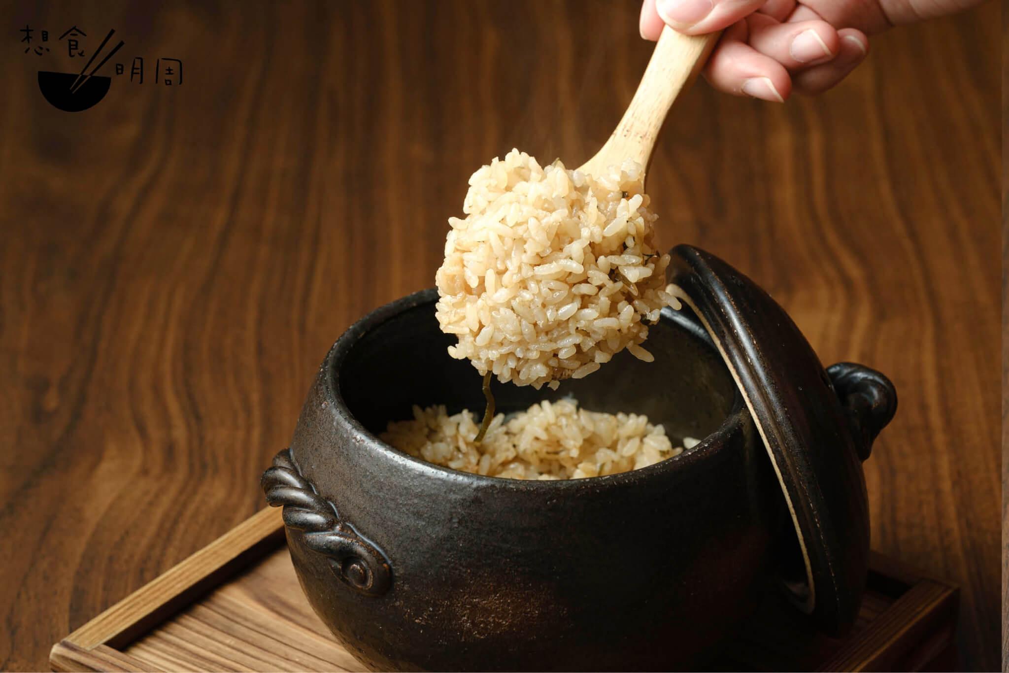高湯炊飯($53)
