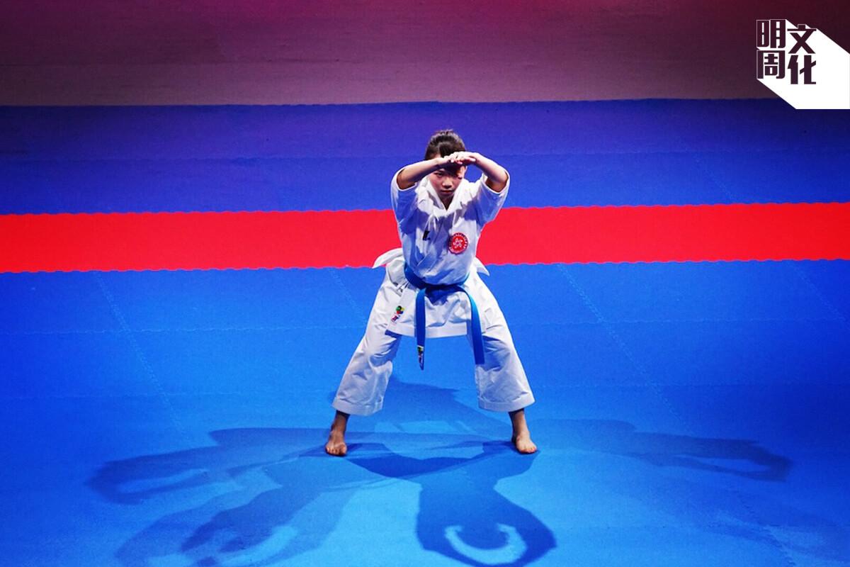 以武術角度而言,鍛練技術其實是無止境,劉慕裳說:「我肯定,奧運比賽之後的自己,一定會比在奧運時變得更好。」