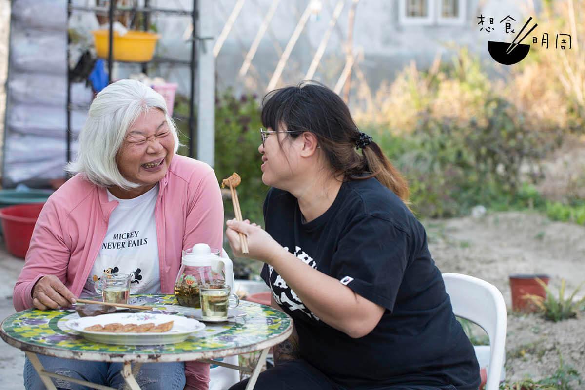 蝦棗是雅霖家的新年聚餐頭盤,親戚朋友都愛打麻將時吃。