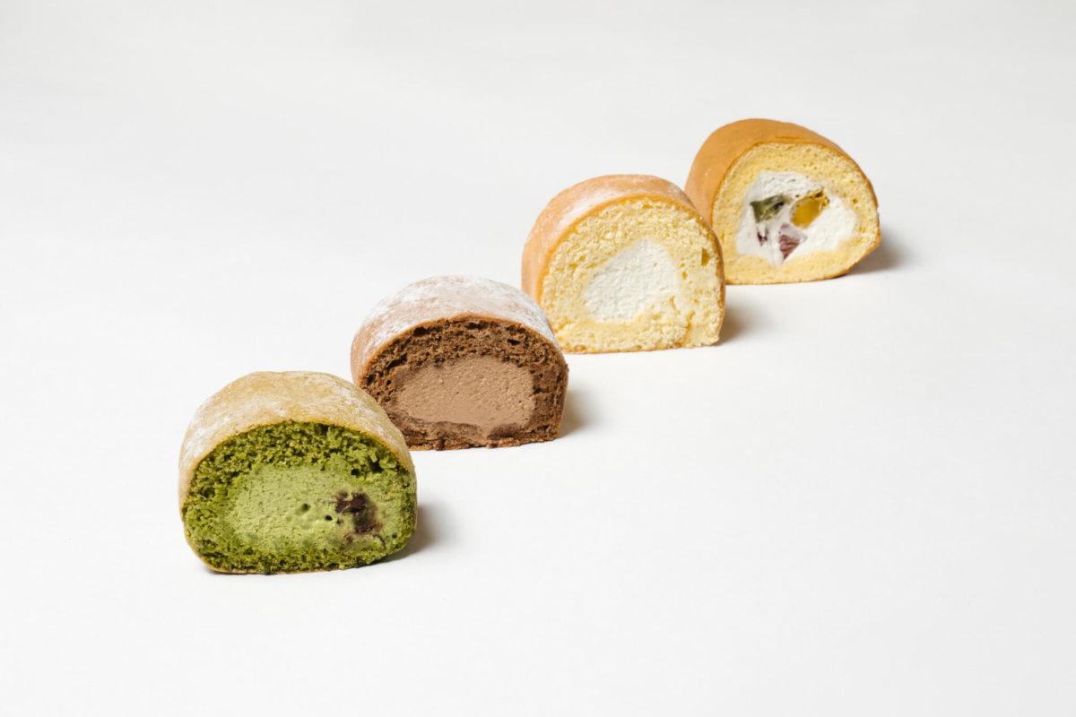 除了韓式飯卷外,Rollin亦有提供卷蛋蛋糕,買回公司作下午茶也不錯呢!