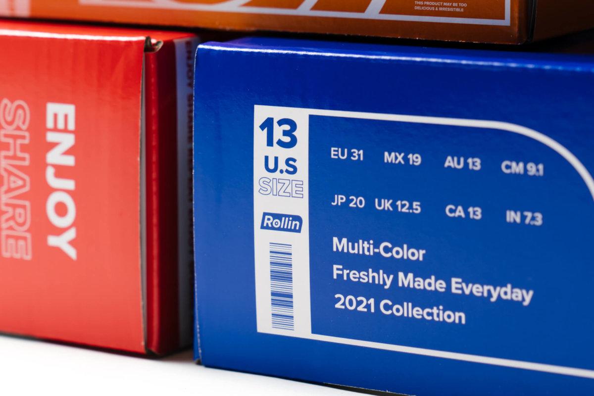 當鞋盒變成外賣盒,你想像到裏面承載着什麼美食嗎?