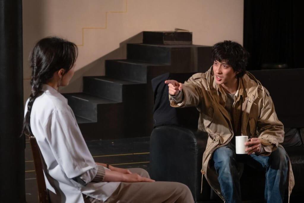 《午睡》將再度重演,新的演出班底包括劉俊謙及蔡思韵。(圖片由前進進戲劇工作坊提供)